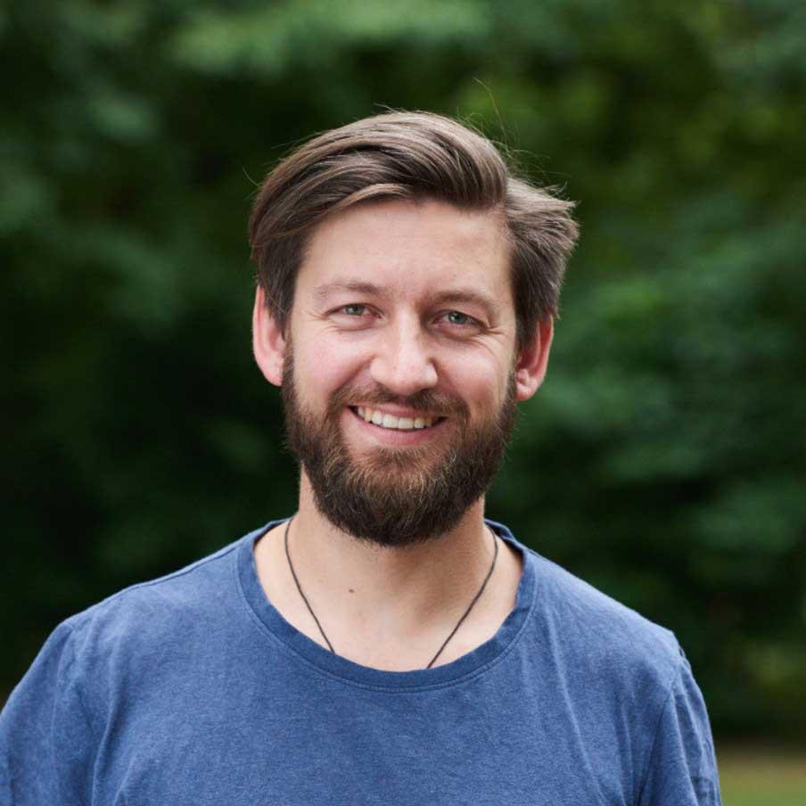 Produktentwickler Benedikt Gnadt