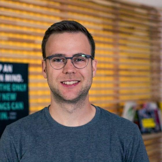 Gründer Markus Humpert