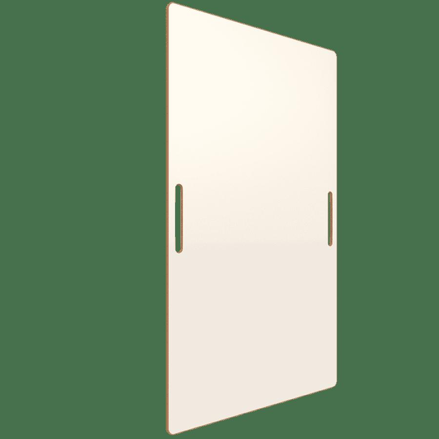 Großes Premium Whiteboard von der Seite