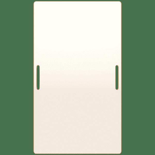 BigBoard Whiteboard mit Korkrand