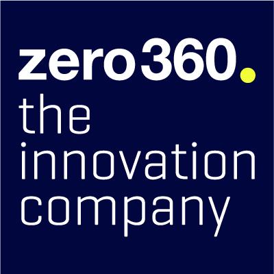 Logo unseres Kunden Zero360
