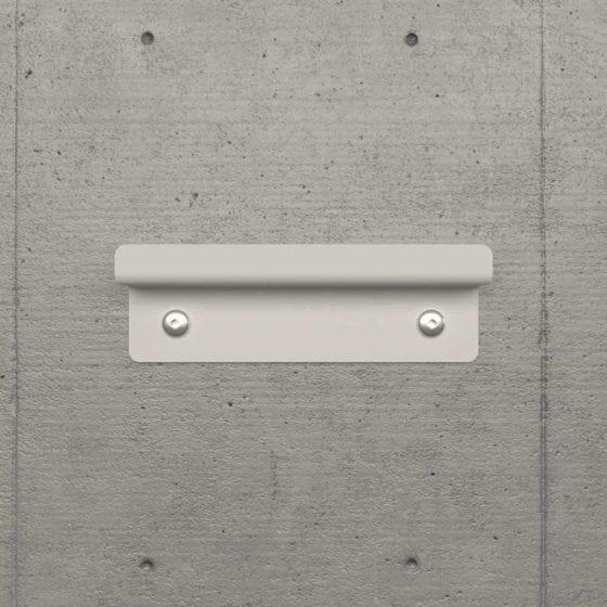Wandhalterung für space3000 Design-Whiteboards