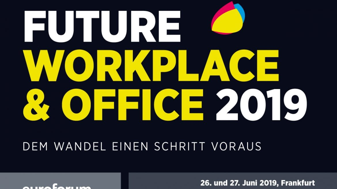 Logo der Future Workplace 2019