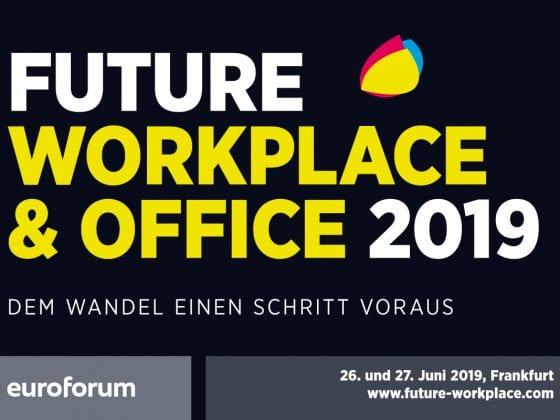 Logo der Future Workplace 2019